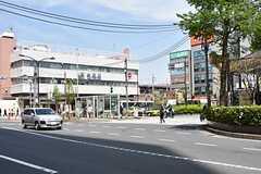 各線・中野駅の様子。(2016-04-20,共用部,ENVIRONMENT,2F)