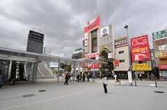 各線・中野駅前の様子。(2013-10-23,共用部,ENVIRONMENT,1F)