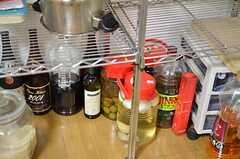 果実酒は入居者さんが作られたのだそう。(2012-01-24,共用部,OTHER,1F)