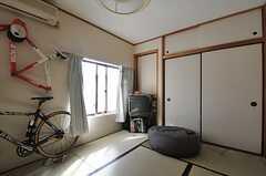 専有部の様子2。(101号室)(2012-01-24,専有部,ROOM,1F)