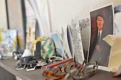 入居者さんの私物です。(101号室)(2012-01-24,専有部,ROOM,1F)