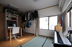 専有部の様子。玄関脇の専有部です。(102号室)(2012-01-24,専有部,ROOM,1F)
