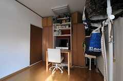 専有部の様子2。(102号室)(2012-01-24,専有部,ROOM,1F)