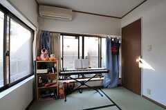 専有部の様子3。(102号室)(2012-01-24,専有部,ROOM,1F)