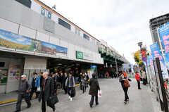 各線・中野駅前の様子。(2011-10-19,共用部,ENVIRONMENT,1F)