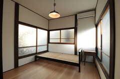専有部の様子。(203号室)(2011-10-31,専有部,ROOM,2F)