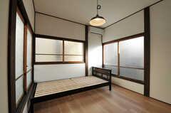 専有部の様子2。(203号室)(2011-10-31,専有部,ROOM,2F)