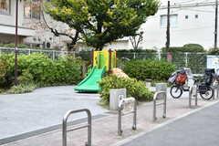 シェアハウス近くの公園。(2019-12-09,共用部,ENVIRONMENT,1F)