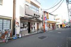 西武新宿線・野方駅前の商店街の様子2。(2013-10-07,共用部,ENVIRONMENT,1F)