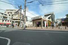 西武新宿線・野方駅の様子。(2014-03-10,共用部,ENVIRONMENT,1F)