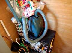 共用の掃除機。(2008-02-27,共用部,OTHER,2F)