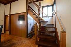 階段の様子。(2015-03-17,共用部,OTHER,1F)