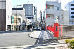 東京メトロ丸ノ内線・中野新橋駅近くに架かるなかのしんばし。(2019-11-21,共用部,ENVIRONMENT,1F)