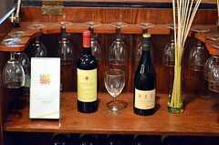 ワイングラスも豊富に揃っています。(2012-09-10,共用部,OTHER,2F)