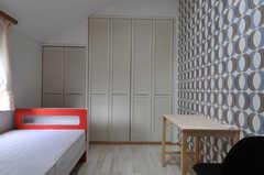 専有部の様子2。(303号室)(2011-09-22,専有部,ROOM,3F)