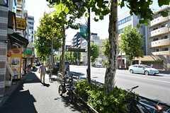 各線・中野坂上駅前の様子。(2015-07-14,共用部,ENVIRONMENT,1F)