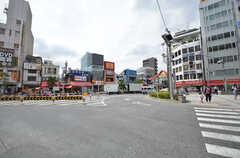 各線・高円寺駅前の様子。(2015-06-08,共用部,ENVIRONMENT,1F)