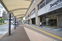 各線・高円寺駅の様子。(2015-06-08,共用部,ENVIRONMENT,1F)
