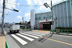 東京メトロ丸ノ内線・中野富士見町駅の様子。(2019-08-09,共用部,ENVIRONMENT,1F)