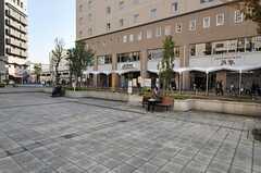 JR各線・高円寺駅の様子。(2011-12-07,共用部,ENVIRONMENT,1F)