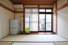 専有部の様子3。(102号室)(2013-01-07,専有部,ROOM,1F)