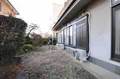 庭の様子。(2013-01-07,共用部,OTHER,1F)