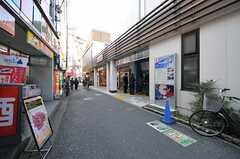 東武東上線・東武練馬駅の様子。(2013-01-07,共用部,ENVIRONMENT,1F)