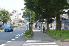 各線・地下鉄赤塚駅前の様子。(2019-08-02,共用部,ENVIRONMENT,1F)