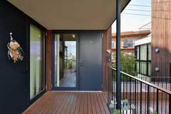 8戸のうち、1戸が共用スペースです。(2020-10-21,周辺環境,ENTRANCE,2F)