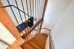 階段の様子2。(2020-10-21,共用部,OTHER,3F)