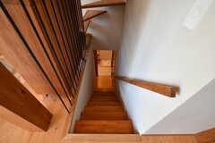 階段の様子。(2020-10-21,共用部,OTHER,2F)