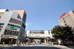 各線練馬駅の様子。(2009-10-16,共用部,ENVIRONMENT,1F)