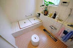 バスルームの様子。(2010-06-09,共用部,BATH,1F)