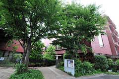 西武新宿線・上井草駅からシェアハウスへ向かう道には、いわさきちひろ美術館があります。(2010-06-09,共用部,ENVIRONMENT,1F)