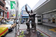 西武新宿線・上井草駅は知る人ぞ知るアニメタウンです。(2010-06-09,共用部,ENVIRONMENT,1F)