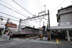 西武新宿線・上井草駅の様子。(2010-06-09,共用部,ENVIRONMENT,1F)