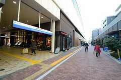 西武池袋線・石神井公園駅の様子。(2016-03-15,共用部,ENVIRONMENT,1F)