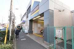 都営大江戸線・練馬春日町駅の様子。(2011-02-23,共用部,ENVIRONMENT,1F)