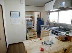 シェアハウスのラウンジ3(2007-11-22,共用部,LIVINGROOM,2F)