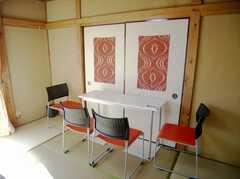 専有部の様子2。(202号室)(2007-11-22,専有部,ROOM,2F)