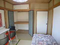 専有部の様子4。(202号室)(2007-11-22,専有部,ROOM,2F)