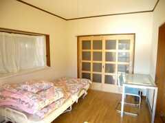 専有部の様子2。(203号室)(2007-11-22,専有部,ROOM,2F)