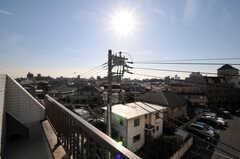バルコニーから見た景色。(2011-03-18,共用部,OTHER,4F)