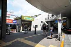 西武池袋線駅大泉学園駅の様子。(2010-09-01,共用部,ENVIRONMENT,1F)