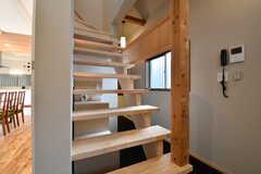 階段の様子。(2019-01-25,共用部,OTHER,1F)