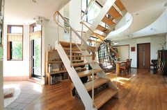 階段の様子。(2013-09-02,共用部,OTHER,1F)