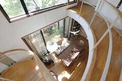 階段の様子2。(2013-09-02,共用部,OTHER,2F)