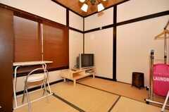 専有部の様子。(104号室)(2010-01-11,専有部,ROOM,1F)