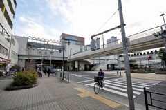各線練馬駅の様子。(2009-01-23,共用部,ENVIRONMENT,1F)