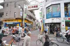 西武池袋線富士見台駅前のふじみ銀座の様子。(2009-05-19,共用部,ENVIRONMENT,1F)